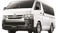 Private Transfer from San Jose Airport or Puerto Viejo Hotels