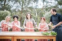 Green Olive at Red Hill: Fresh Pasta Making Cooking Experience, Mornington Dessert Bars & Restaurants