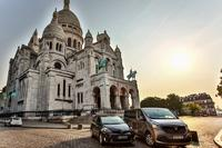 Paris Private Departure Transfer: Charles de Gaulle (CDG) or Orly (ORY)