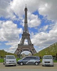 Paris Shuttle Arrival Transfer: Orly Airport (ORY)