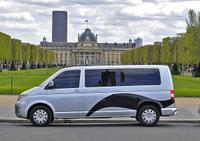 Paris Shuttle Departure Transfer: Orly Airport (ORY)