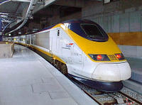 Private Transfer: Gare du Nord Train Station (Eurostar Terminal)