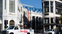 Celebrity Homes and Rodeo Drive Shopping Tour