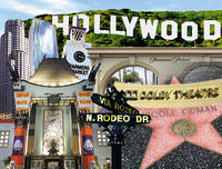 Grand Tour of Los Angeles Tour & Madame Tussauds Hollywood Combo