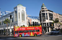 Hollywood Pass: Madame Tussauds Hollywood, Movie Stars' Homes Tour and Hop-on Hop-off Double Decker Bus