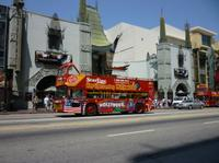 Los Angeles Hop-on Hop-off Double Decker Bus Tour