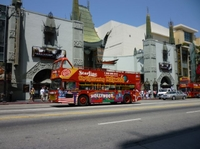 Los Angeles-Hop-on-Hop-off-Tour im Doppeldeckerbus
