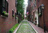 Boston Photography Tour: Beacon Hill