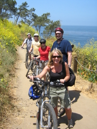 La Jolla Plunge Bike Tour