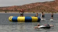 Water Bouncer and Stand-up Paddleboard Rentals