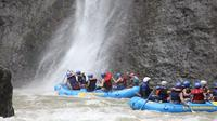 Class III-IV White-Water Rafting on the Pacuare River from San Jose
