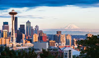 Seattle Shore Excursion: Private City Tour