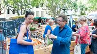 Small-group French Cooking Class with Market Visit in Uzès