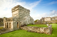 Yucatan Adventure: Snorkel, Zipline and Tulum Ruins Tour