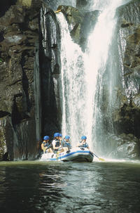 Bali Jungle White Water Rafting Adventure