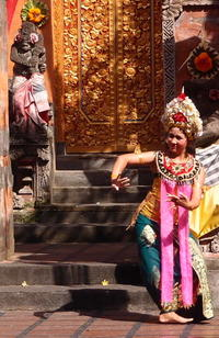 Bali Kintamani Volcano, Ubud and Barong Dance Full-Day Tour