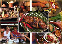 Balinese Cooking Demonstration and Gulingan Village Countryside Tour