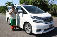 Private Arrival Transfer: Bali Airport to Hotel Private Car Transfers