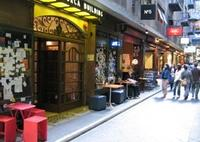 Melbourne Lanes and Arcades Walking Tour