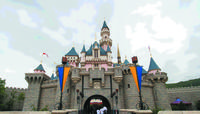 Hong Kong Disneyland Admission avec Transports - Hong Kong -