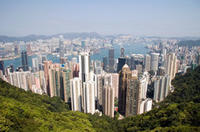 Hong Kong Shared Departure Transfer: Hotel to Airport