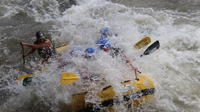 White Water Rafting Adventure Class III & IV on the Upper part of Balsa River