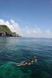 Ang Thong National Marine Park Snorkeling Adventure from Koh Samui