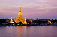รูปแบบ/รูปภาพ:Bangkok Dinner Cruise on the Chao Phraya River