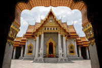 Bangkok Temples Tour including reclining Buddha at Wat Pho