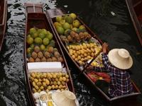 Floating Markets of...