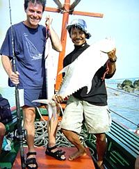 Koh Samui Full-Day  Fishing Tour