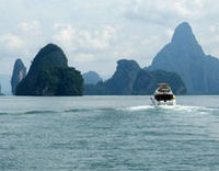 Phang Nga Bay Eco Tour from Phuket including Lunch