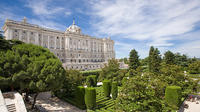 Carte royale Madrid Palais - Madrid -