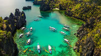 El Nido Island Hopping: Lagoons and Beaches Including Lunch