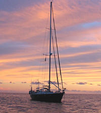 Langkawi Sunset Luxury Yacht Cruise with Cocktails or BBQ Dinner