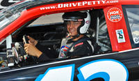 Richard Petty Driving Experience at Daytona International Speedway Picture