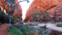 Private Tour: Half-Day West MacDonnell Ranges 4WD Tour image 1