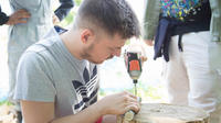 Bamboo Flute Making SMall-Group Expereince from Tokyo