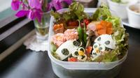 Make a Bento Box with a Culinary Professional