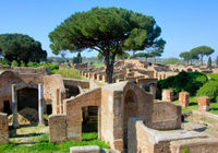 Ancient Ostia Small Group Day Trip from Rome
