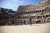 Ancient Rome and Colosseum Tour: Underground Chambers, Arena and Upper Tier