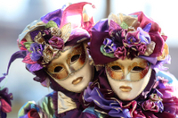 Experience Venice: Learn How to Make a Venetian Mask