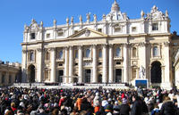 Papal Audience Tickets and Presentation