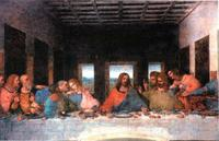 da Vinci's 'The Last Supper'