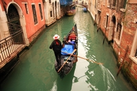Small-Group Venice Gondola Ride