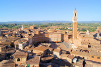 Tuscany Towns and Chianti Wine-Tasting Trip from Florence: Siena, Lucca and Pisa