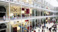 Bonnie Prince Charlie and the Jacobites Exhibition at the National Museum of Scotland