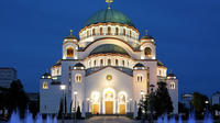 Belgrade: Serbian Beautiful Minds Walking Tour