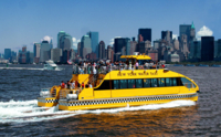 New York Harbor Hop-on Hop-off Cruise including 9/11 Memorial Ticket