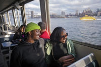 New York Harbor Hop-on Hop-off Cruise including One World Observatory Ticket